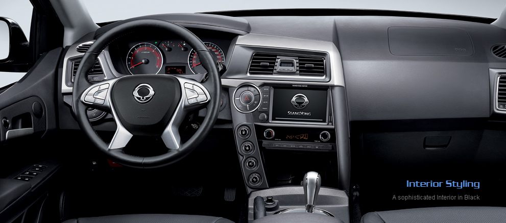 Photo Collection <b>Ssangyong</b> New <b>Actyon</b> Sports