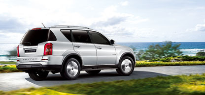 REXTON W Highlight Image3