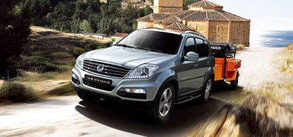 REXTON W Highlight Image4